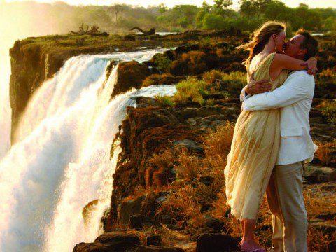 Bröllop i Zambia