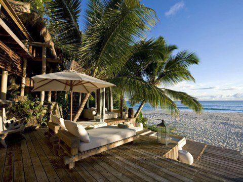 Smekmånad på Seychellerna