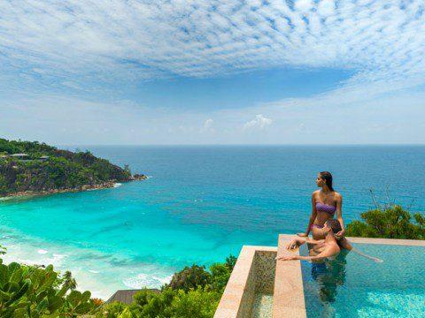 Paradiset Seychellerna